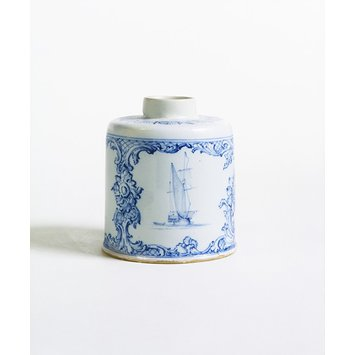 Tea canister