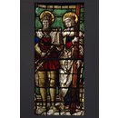 Saint Helena and the Emperor Constantine (Panel)