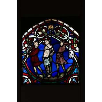 Panel - Flagellation of Christ