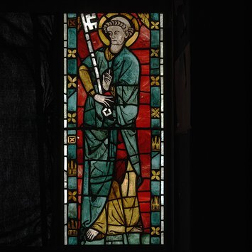 Panel - Saint Peter