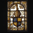Arms of Nicolas Ruterius, Bishop of Arras (Panel)
