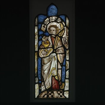 Panel - Saint John the Evangalist