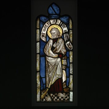 Panel - Saint James the Less