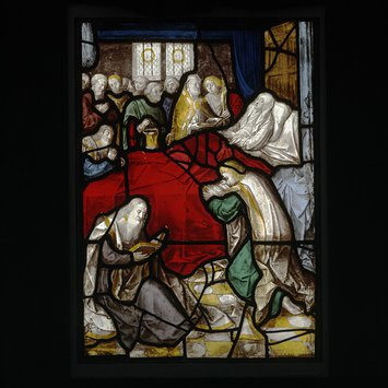 Panel - Death of the Virgin