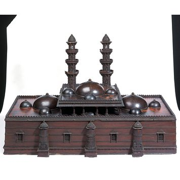 Architectural model - Model of Miyan Khan Chishti mosque in Ahmadabad