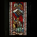 Annunciation to St Anne (Panel)