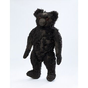 Teddy bear - Blackie