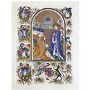 Copy from the Book of Hours made for the Duke of Bedford in Paris ca. 1423-1468 (Manuscript)