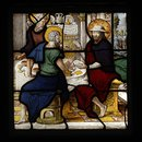 The Supper at Emmaus (Panel)
