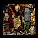 St Andrew as patron (Panel)