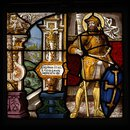 St Victor as patron (Panel)