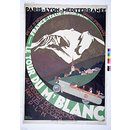 Le Tour du Mont Blanc (Poster)