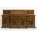 King René's Honeymoon Cabinet (Cabinet)