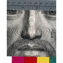 Head of Christ on the Sudarium (Print)