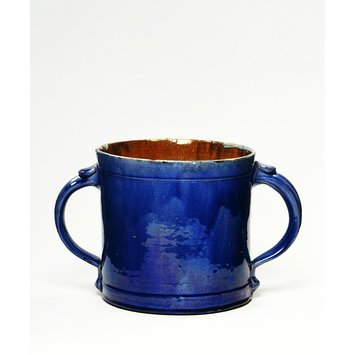 Two-handled mug