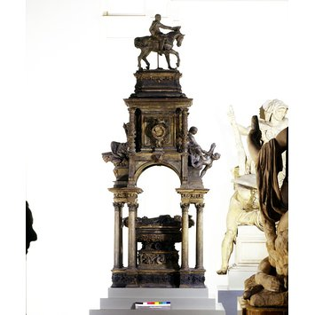 Model - Model for the Wellington Monument in St Paul's Cathedral