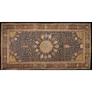 Carpet - The Ardabil Carpet