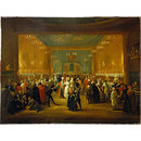 A Masquerade at the King's Theatre, Haymarket (Painting)