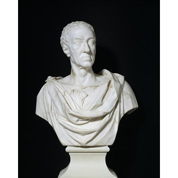 Bust - Daniel Finch, 2nd Earl of Nottingham and 7th Earl of Winchilsea