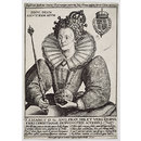 Queen Elizabeth I (Engraving)