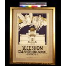 Secession -  XXVII - Ausstellung - Nov-Dec (Poster)