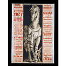 The Siege of Troy or The Giant Horse of Sinon (Poster)