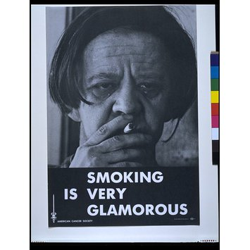 Poster - Smoking Is Very Glamorous