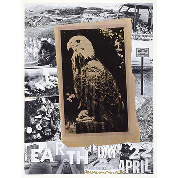 Poster - Earth Day 22 April 1970