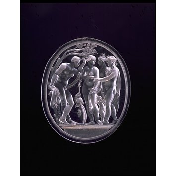 Intaglio - The Judgement of Paris