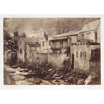 Photograph - Lynmouth, North Devon