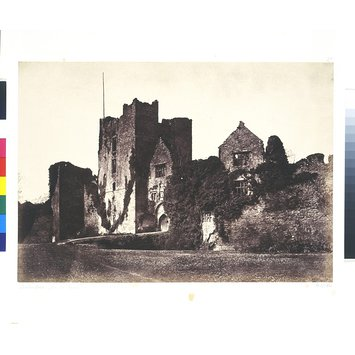 Photograph - Ludlow Castle, from the Tiltyard