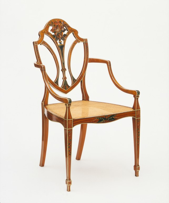 Armchair Wright And Mansfield V Amp A Search The Collections