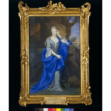 Portrait miniature - Sarah Churchill, Duchess of Marlborough