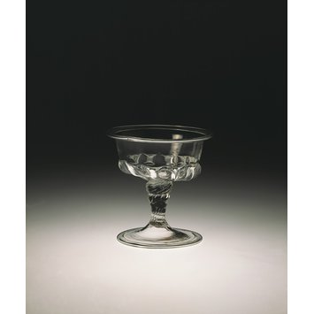 Sweetmeat glass