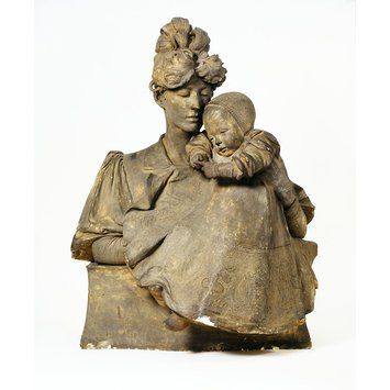 Figure - Mother and Child