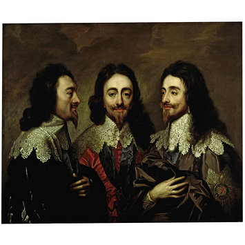 Painting - Charles I