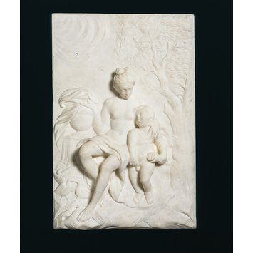 Relief - Venus and Cupid