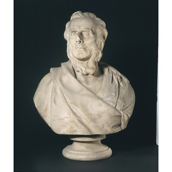 Bust - General Sir Charles James Napier GCB (1782-1853)