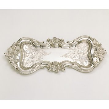Snuffer tray
