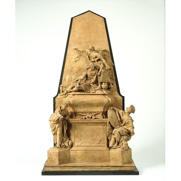 Model - Model for the monument to John Campbell, 2nd Duke of Argyll and Greenwich