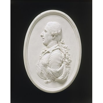 Medallion - Sir William Hamilton