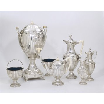 Tea service - The Garrick tea service