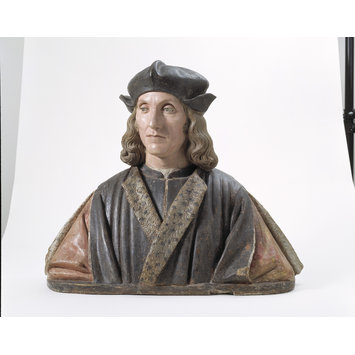Portrait bust - King Henry VII