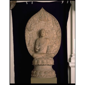 Figure of buddha - Seated Buddha