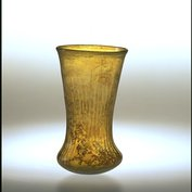 Bell-shaped beaker
