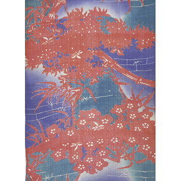 Kimono fabric