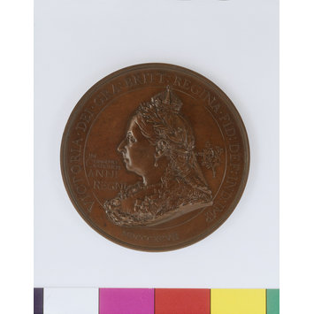 Medal - Diamond Jubilee of Queen Victoria medal