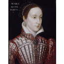Portrait of Mary Stuart, Queen of Scots (Painting)