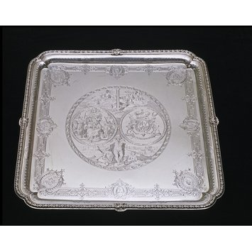Salver - The Walpole Salver