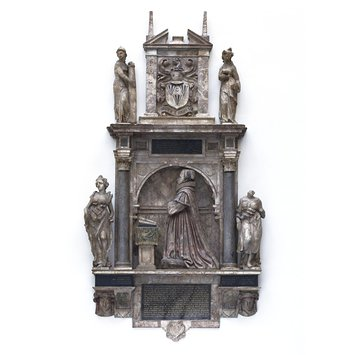 Relief - Monument to Sir Augustine Nicolls